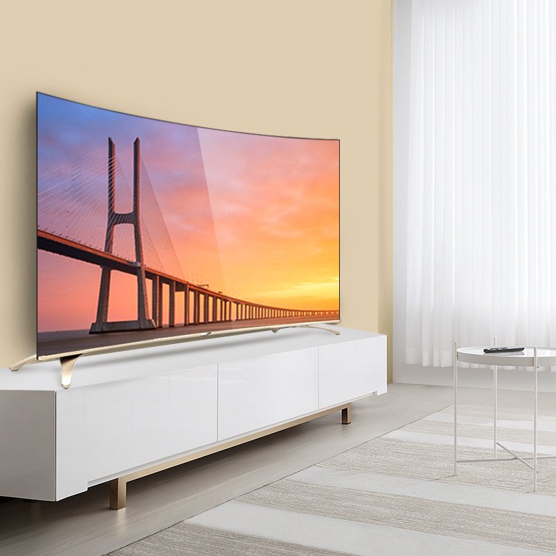 Changhong/长虹 55G6 55英寸曲面4k智能曲屏液晶电视机官方旗舰店