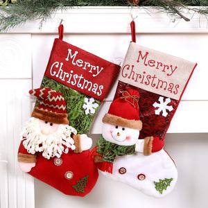 圣诞节装饰小礼品圣诞袜
