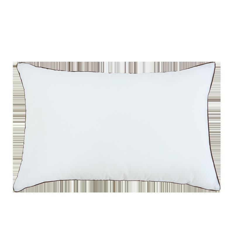 罗莱家纺枕头枕芯低枕薄枕单人枕头芯可水洗学生枕心悦芯呵护枕夏