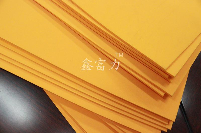 垫刀模泡棉 刀模泡棉海绵40度高弹海绵刀模垫泡棉不干胶商标印刷