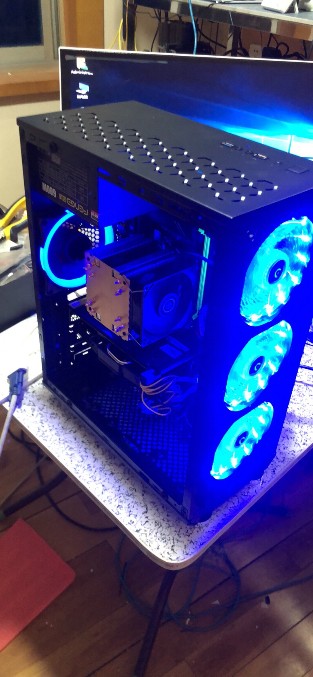 虚拟机游戏工作室手游模拟器多开电脑双路 DNF 服务器主机 2680V2 E5