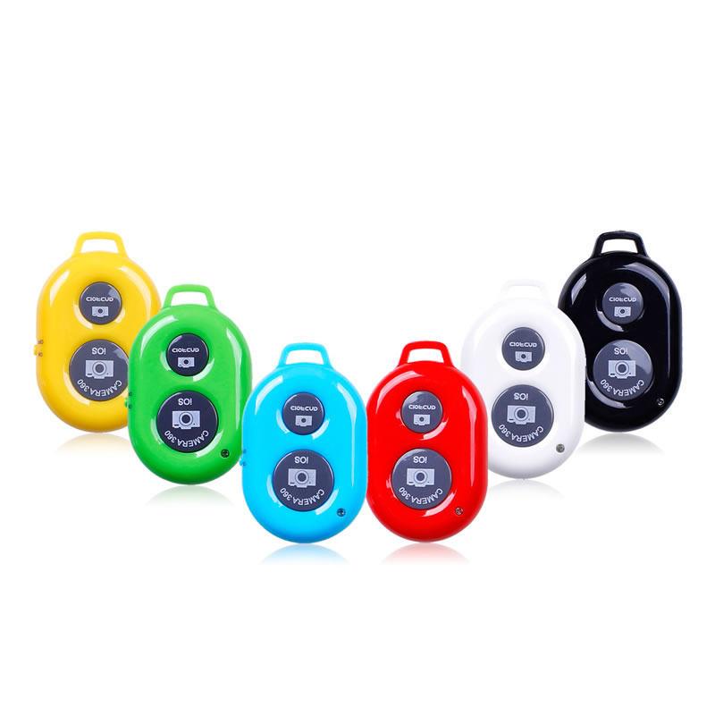 手机蓝牙遥控器无线遥控自拍器安卓苹果手机平板ipad通用拍照按钮