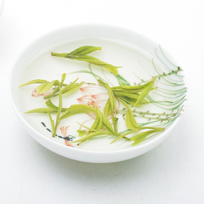 年正宗安吉白茶新茶春茶叶明前特级礼盒装散装珍稀绿茶 2018 茶二叔