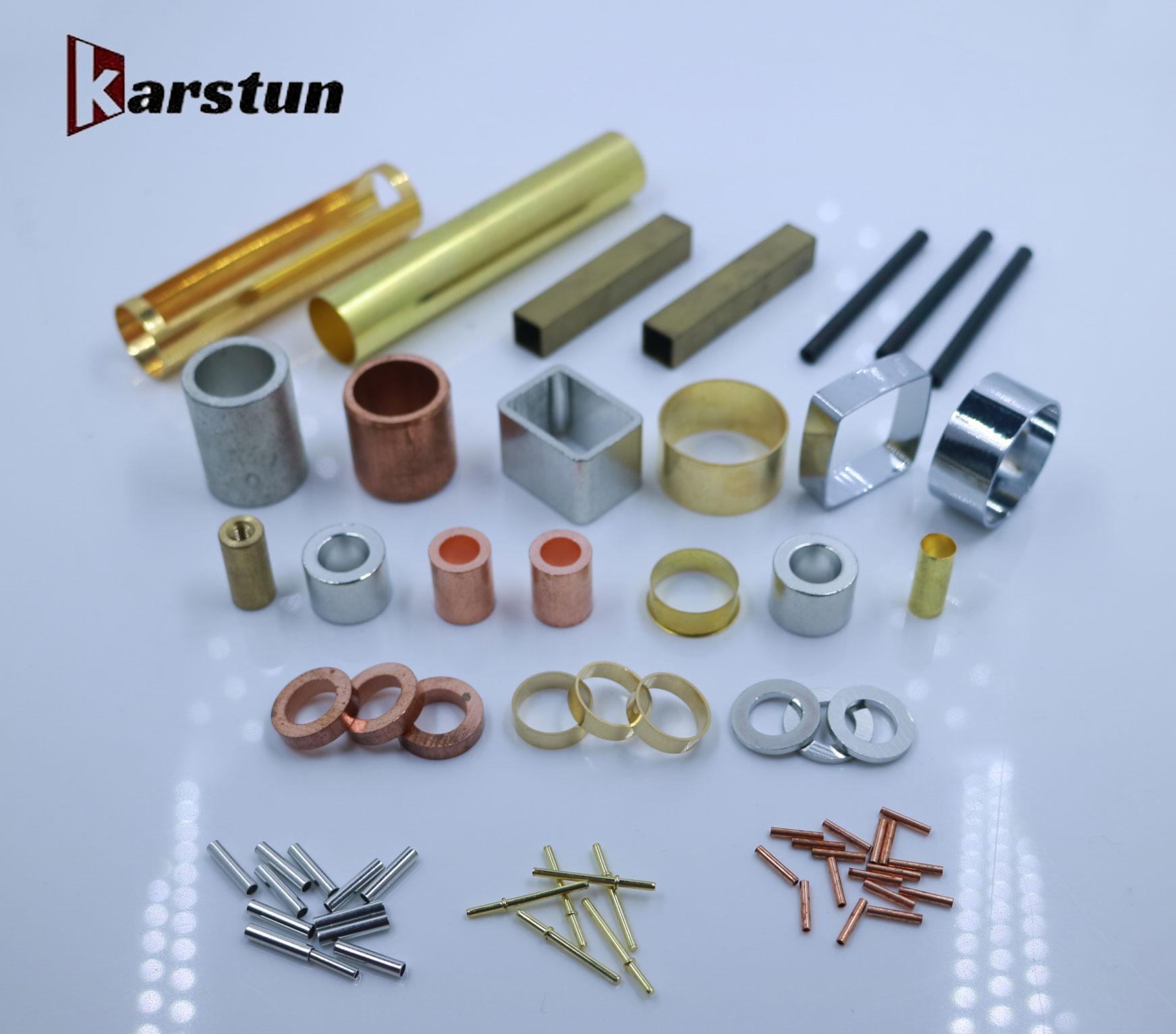 紫铜垫片接线柱线路板镀锡镀镍导流柱新能源汽车专用黄铜定制