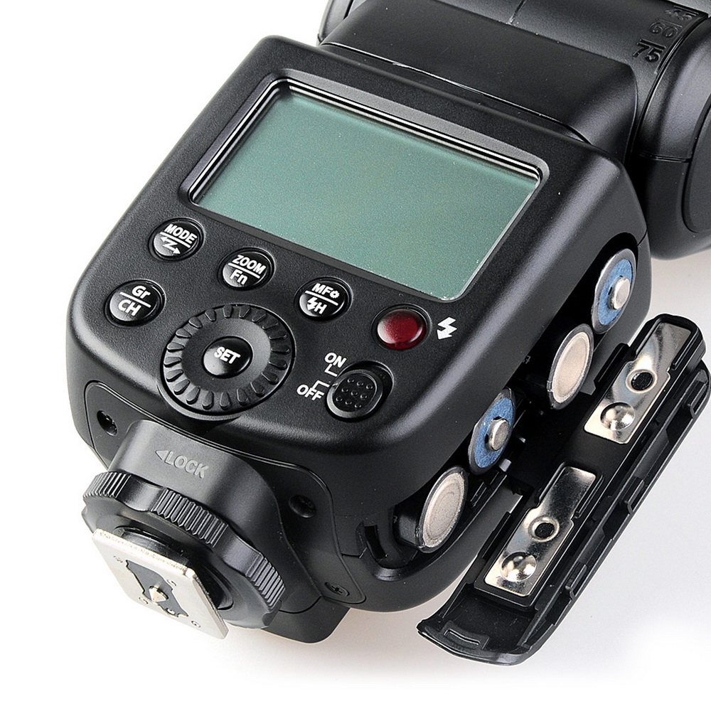神牛tt600闪光灯单反相机佳能尼康宾得索尼通用型高速同步闪光灯
