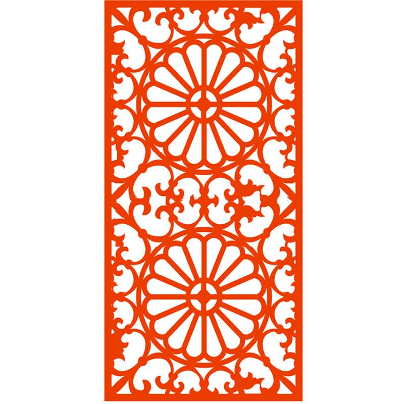 PVC木塑镂空雕花装饰吊顶屏风电视背景墙花格欧式通花板玄关热卖