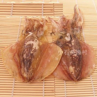 淡干新货野生淡晒小墨鱼干乌贼干中号墨鱼目鱼干250g海鲜水产干货