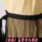 热卖防晒防蚊潮流单层系带开叉透视罩裙外搭半身裙透明黑色网纱裙