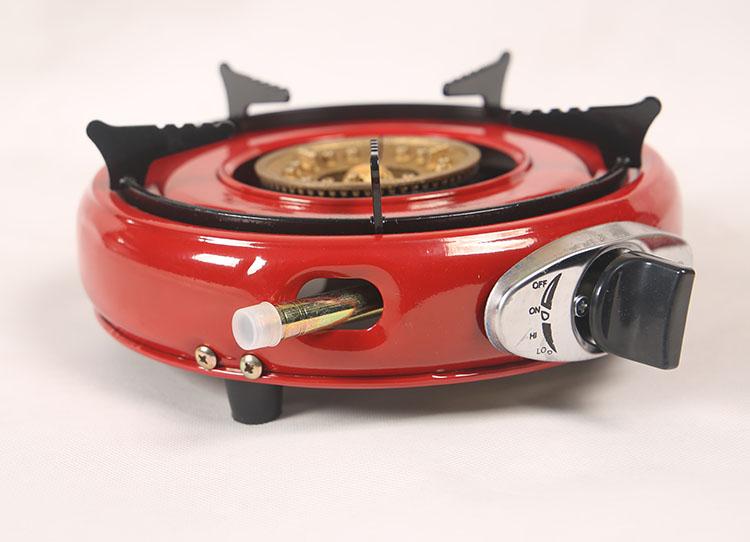 成都蛋烘糕铜锅液化气灶具二锅一盖二炉子套装糕点小紫铜锅送技术