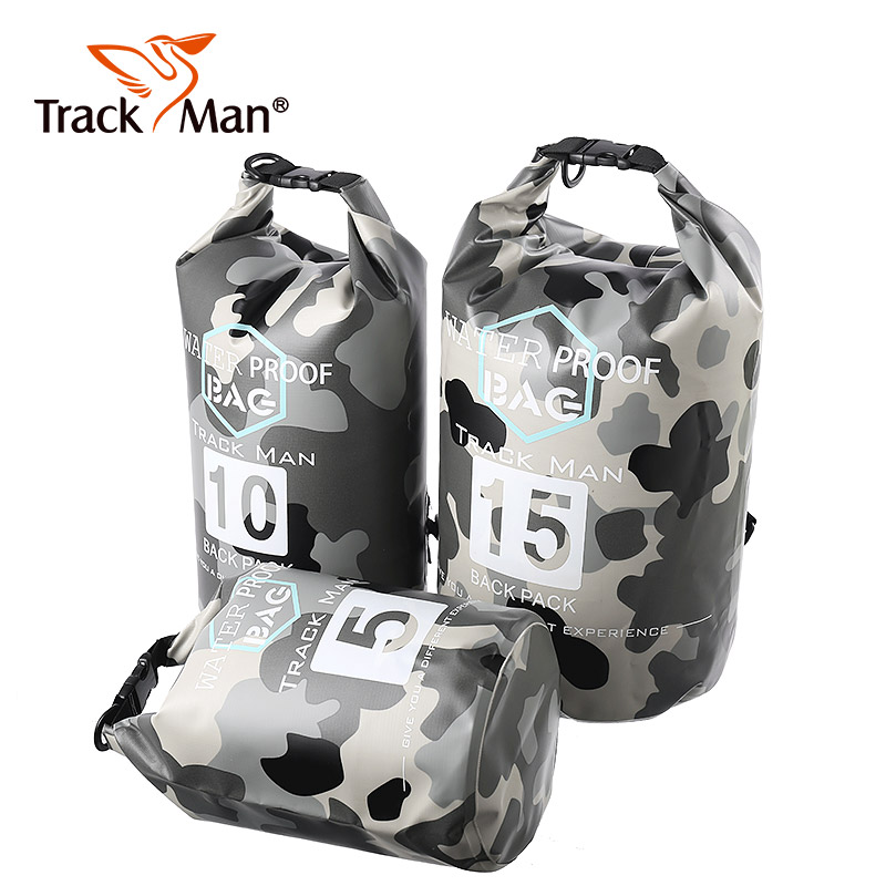 戶外漂流袋防水包手機溯溪游泳旅行收納袋海邊沙灘浮潛防水桶包