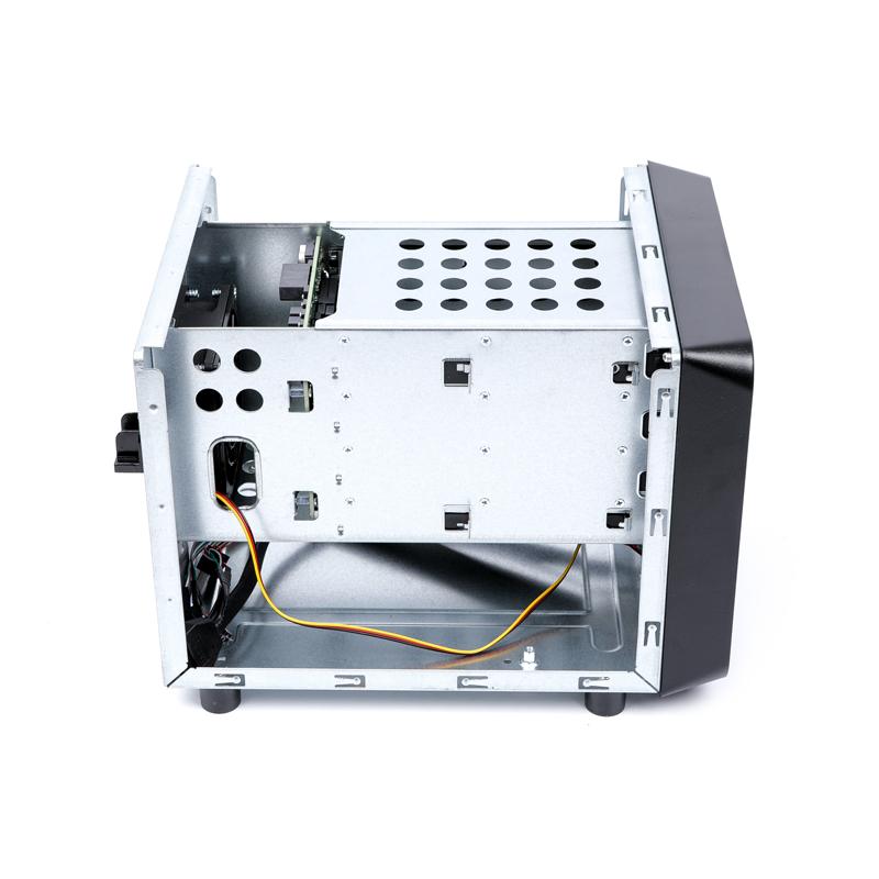 NAS机箱 黑群晖 4盘位服务器 ITX台式机 DIY NAS定制 非蜗牛星际