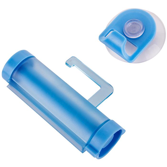创意吸盘可挂式潜水艇造型挤牙膏器 多功能洗面奶牙膏手动挤压器
