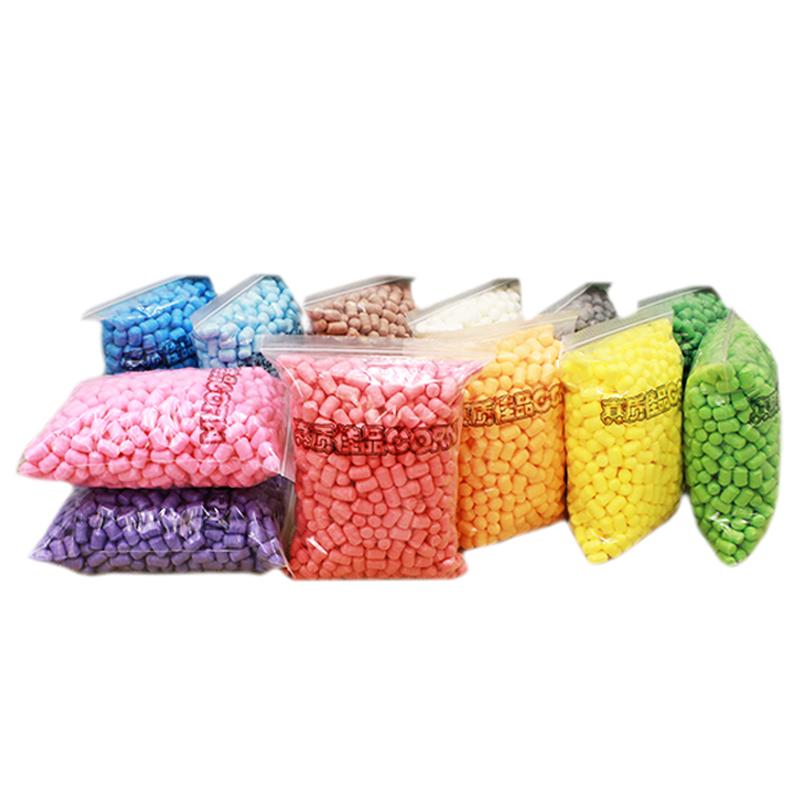 趣优米构建拼装积木玩具幼儿园室内手工课制作材料500粒单色散装