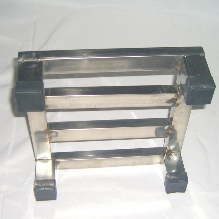 不锈钢杂物架 煤气瓶托架煤气罐架 花盆架鱼缸架 加厚可定做