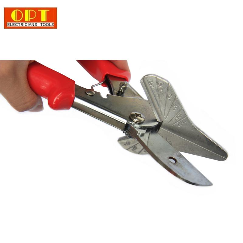 【台湾OPT】进口 多功能角度剪 线槽剪 45-120度 MF-1 包邮