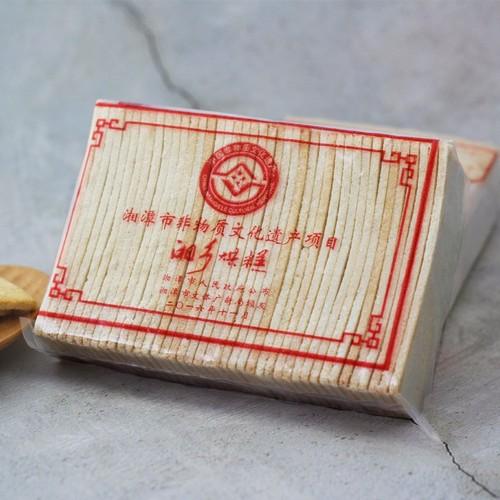 湖南湘乡特产烘糕零食户外饼干干粮宝宝辅食米粉糕