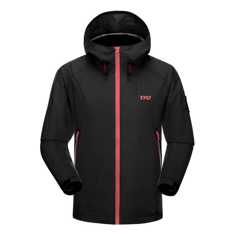 新款三合一冲锋衣保暖透气两件套登山服 2019 美国第一户外