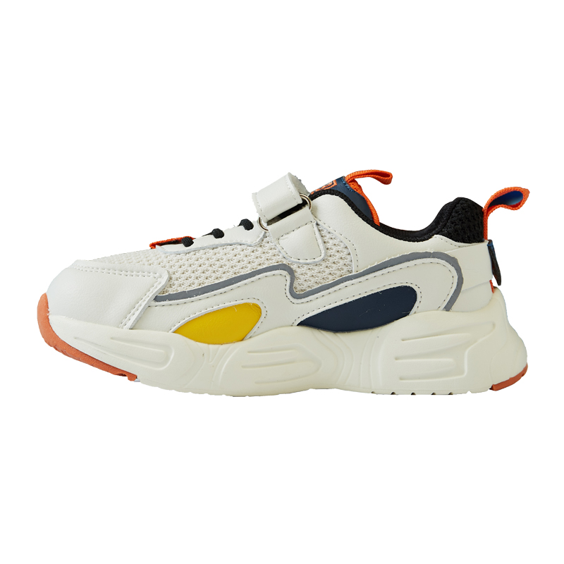 新款儿童中大童复古洋气韩版休闲鞋 2020 小贝潮品男童运动鞋子秋装