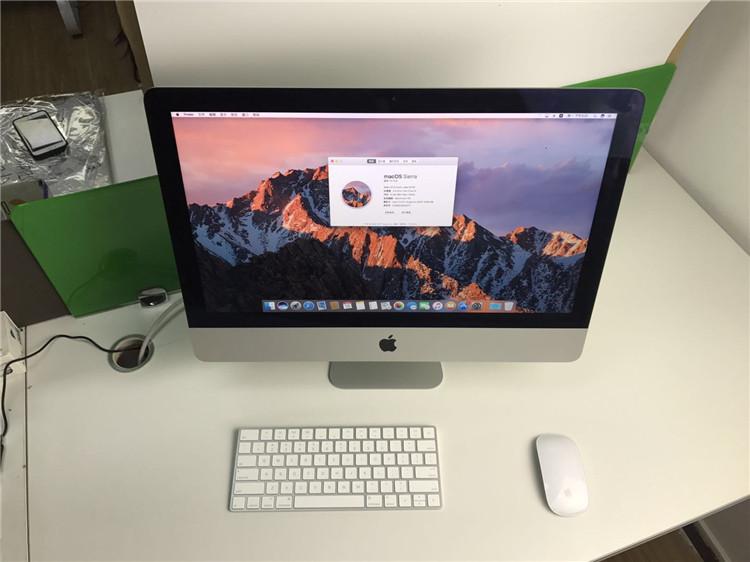 AppleiMac 二手苹果一体机电脑超薄27寸5K21.5寸独显设计办公游戏