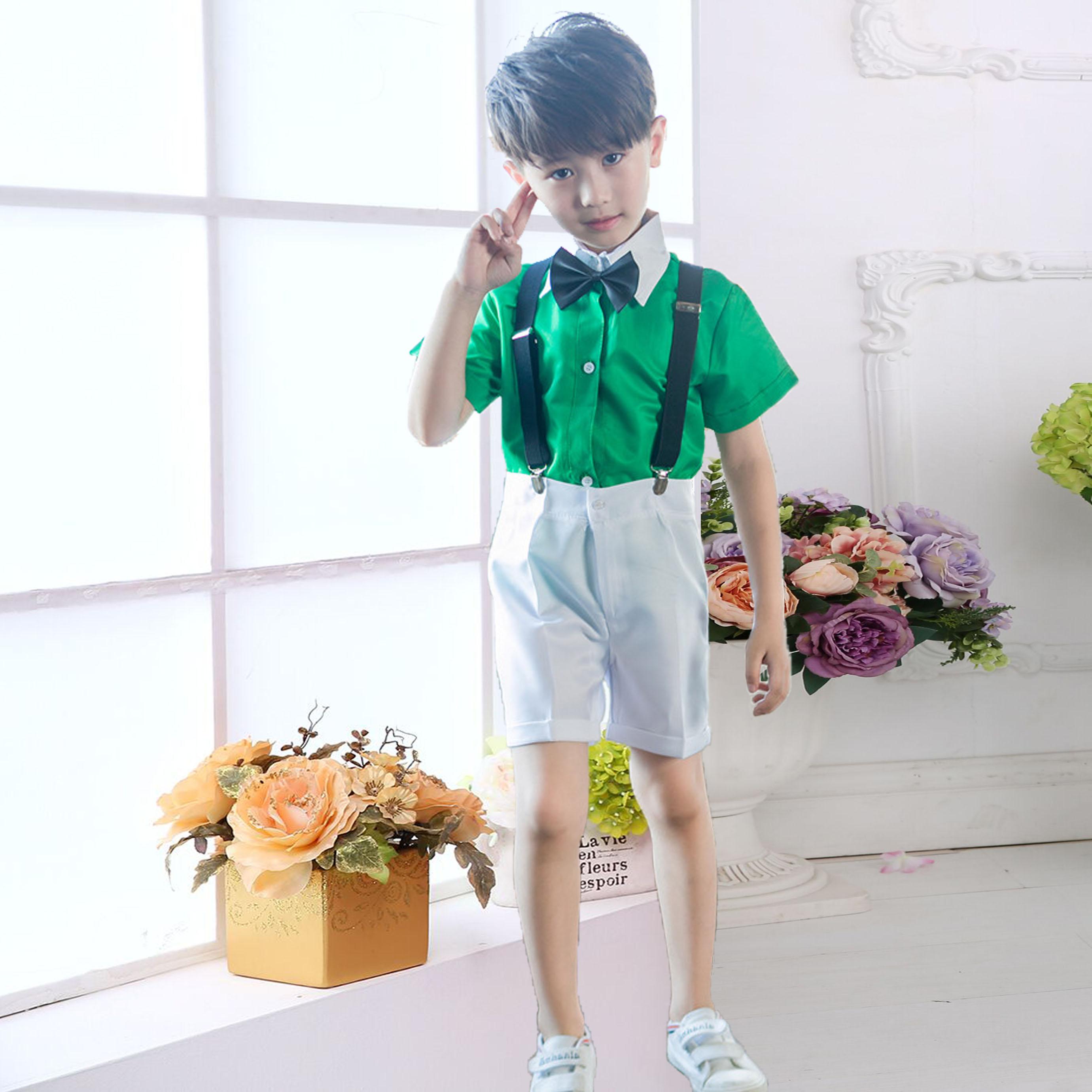 六一儿童演出服纱裙幼儿园合唱服女童公主裙舞蹈服装表演蓬蓬纱裙