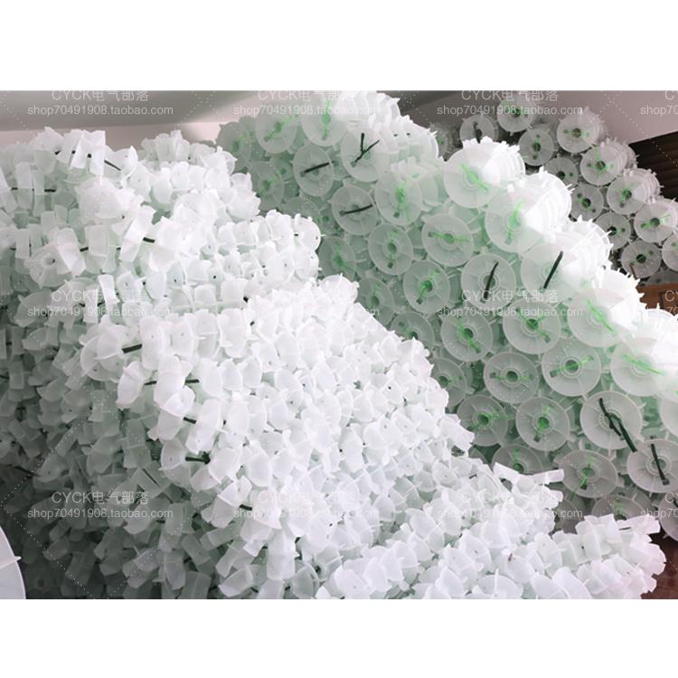 塑料风叶3KW7.5KW11kw电机风叶加厚风扇叶Y132160Y180 电动机风叶