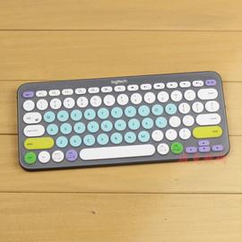 罗技专用 K380 K480 台式机键盘保护膜 无线 笔记本蓝牙膜贴罩套