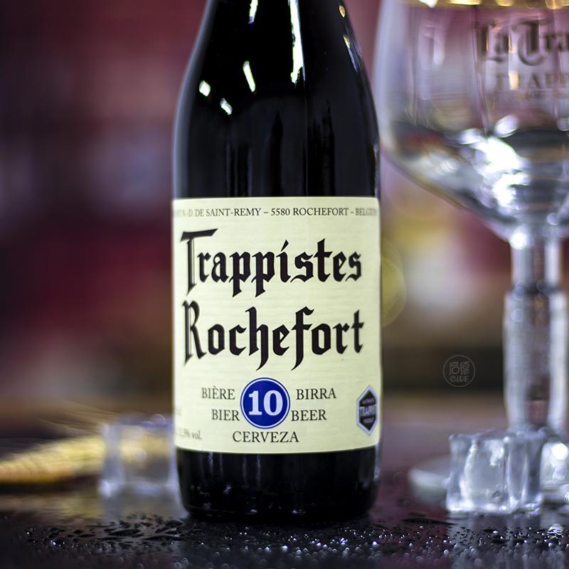 世界七大修道院精酿 Rochefort10 330ml 号啤酒 10 比利时罗斯福 瓶 6