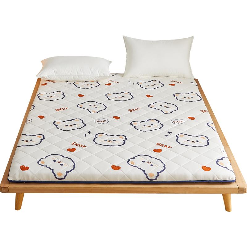 床垫软垫家用海绵垫夏季宿舍学生单人租房专用褥子榻榻米地铺睡垫 No.1