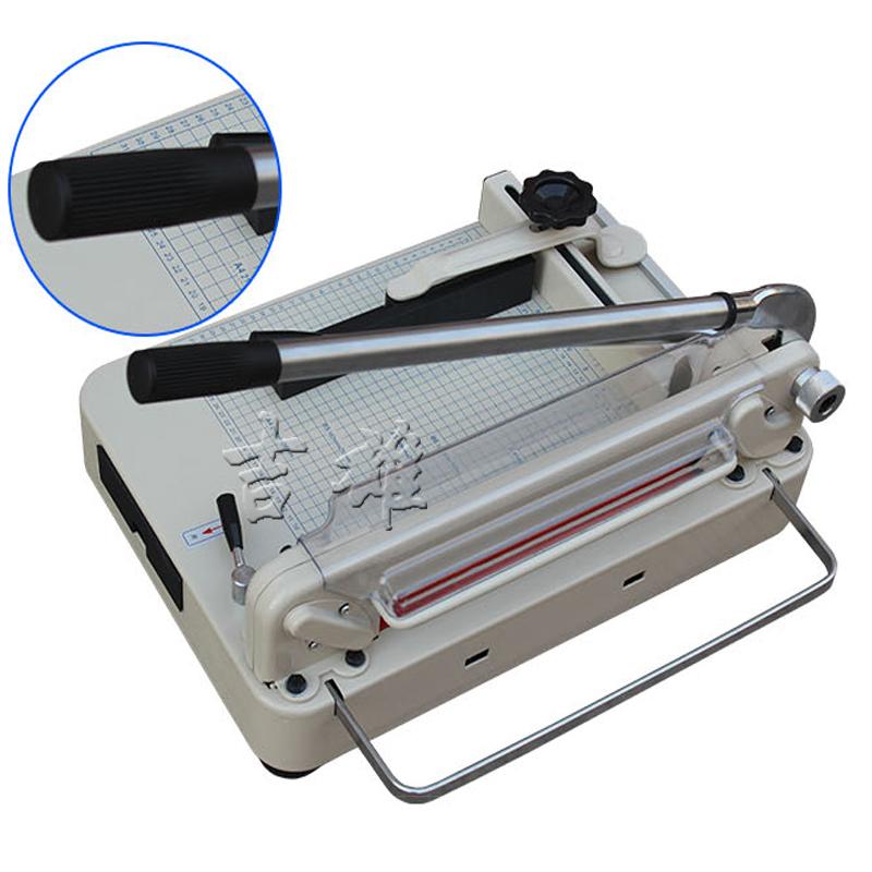 定制 云广868A4 手动切纸刀 切纸机 868型A4 标书相册菜谱 厚层