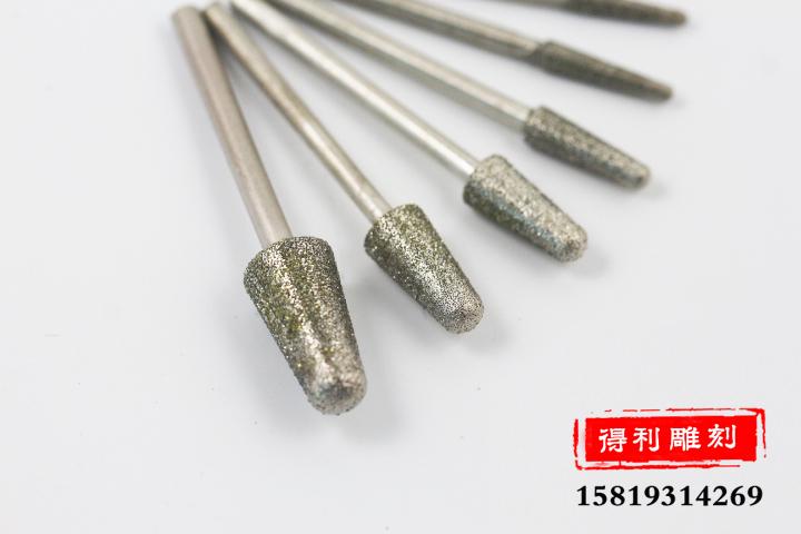 得利玉雕工具磨光棒/B针/磨光针/玉雕打磨工具/雕刻工具