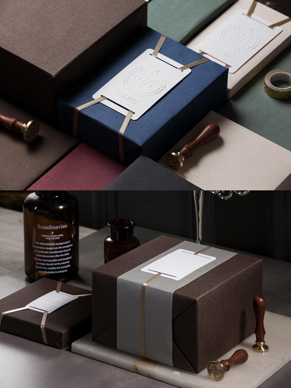 案头手礼黑色大尺寸超大生日礼盒包装纸礼品纸包书纸礼物纸商务