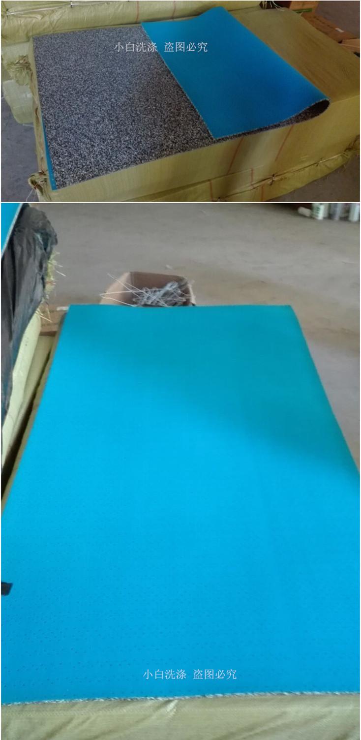 吸风烫台海绵1.5米烫台毡隔热烫衣板垫烫台布摇背烫加厚有孔海绵