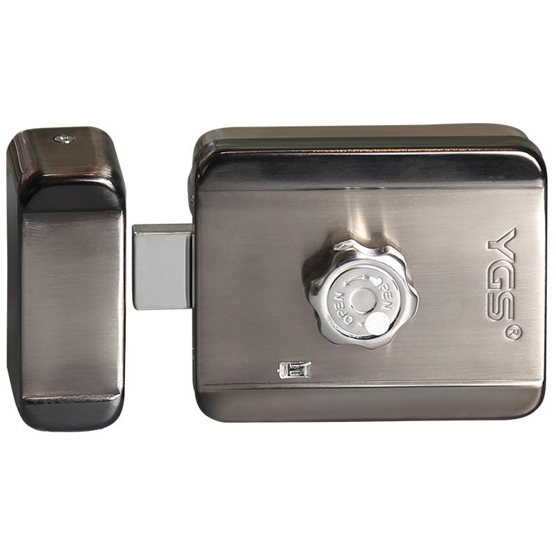 灵动灵姓锁电机锁电控锁门禁单元门锁防盗门电子锁 800 YGS 杨格