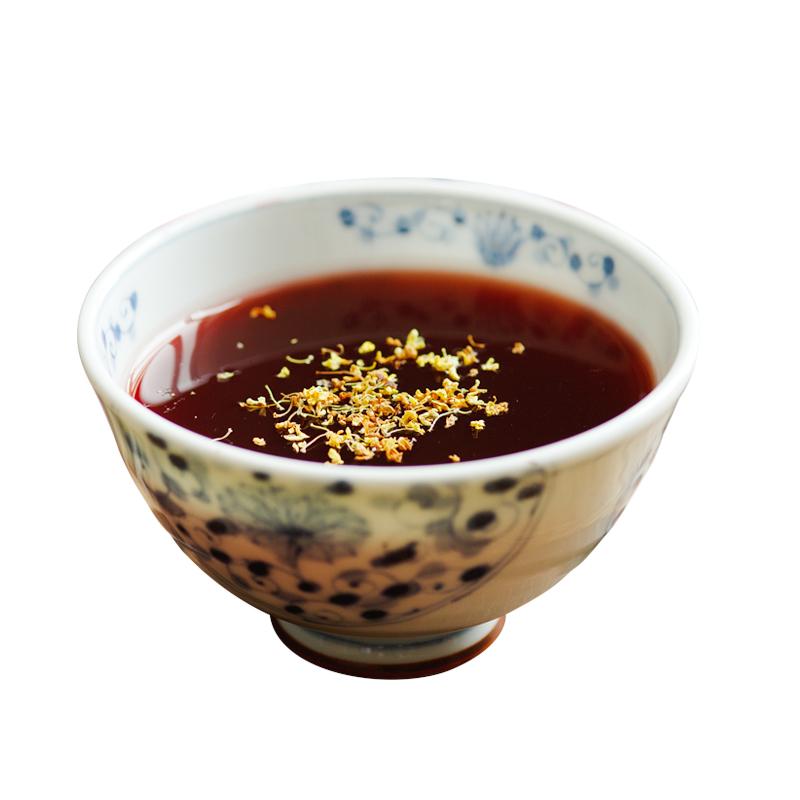 谢怡酸梅汤原料包自制老北京桂花酸梅汁饮料水果冷饮非冲饮酸梅粉