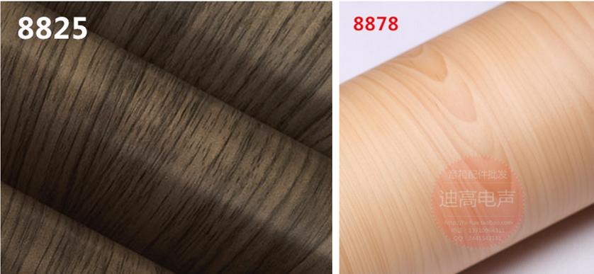 PVC自粘音箱机架贴皮 壁纸衣橱柜门家具翻新贴皮 HIFI空箱体贴皮