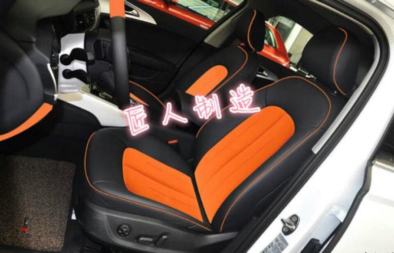 上海定做汽车座套包真皮座椅原厂效果现场缝制上海实体店内饰改装