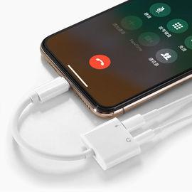 ios安卓手机转接头iPhone7/8p/typec分线器耳机转接线四合一转换
