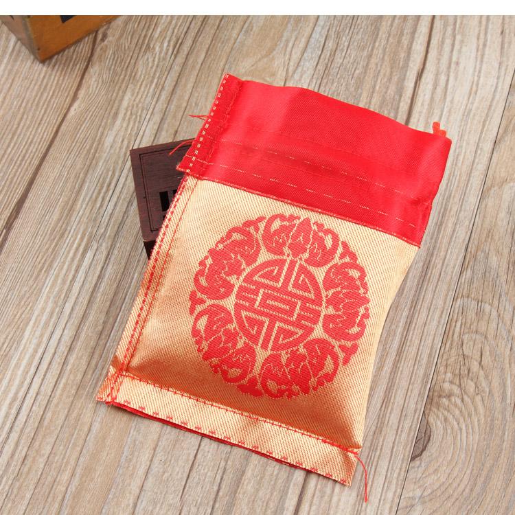 礼品袋香包空袋子定制驱蚊香包薰衣草空包空香袋刺绣小荷包