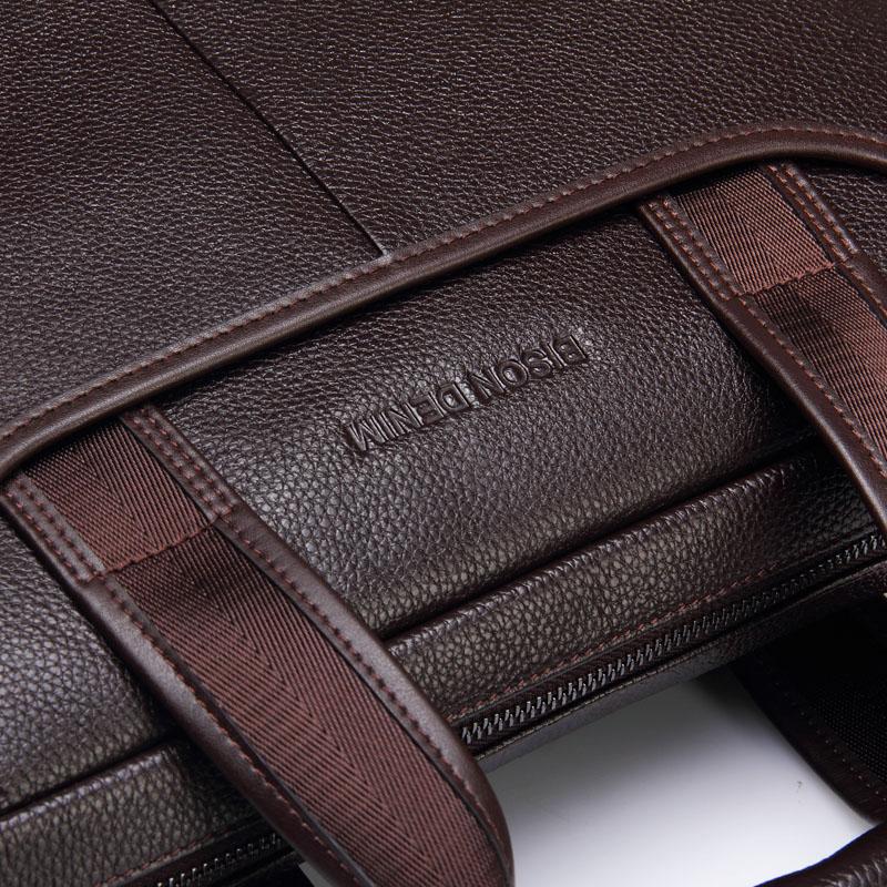 美洲野牛精品男包真皮商务休闲斜挎包单肩包背包男士手提公文包包