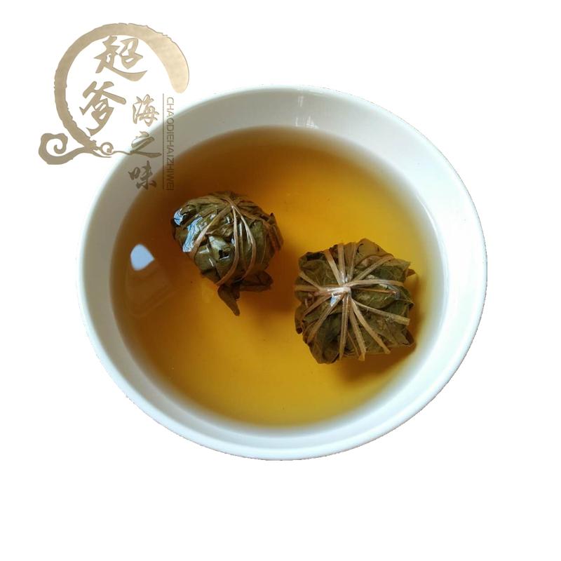 鹧鸪茶海南三亚特产野生茶叶养生凉茶清热下火新茶球茶串