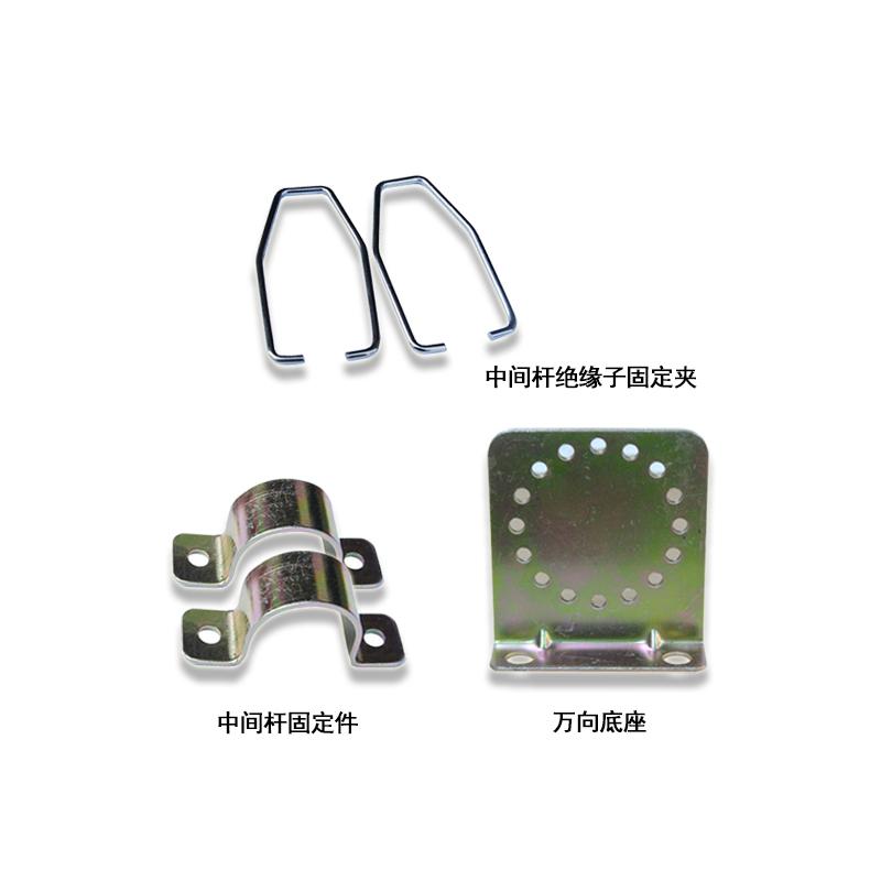 终端绝缘子智能电子脉冲围栏系统紧线器绝缘子连接器配件迈爵促销