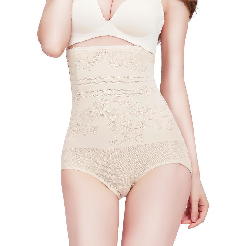 婷美诺雅收腹裤女提臀塑形高腰收胃孕妇产后修复收肚子美体塑身裤