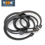 65MN manganese shaft axis card wild card circlip a circlip retaining ring snap ring C-shaped clamping spring GB894