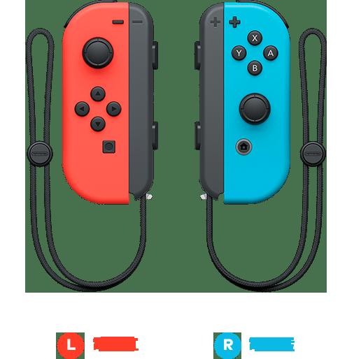 创想电玩任天堂原装 Switch NS Joy-Con 左右双手柄红蓝灰色 体感
