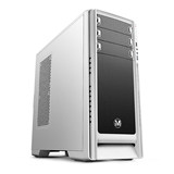 Yue Lin 1517-2 desktop computer main chassis power set under the dust chassis gaming chassis USB3.0