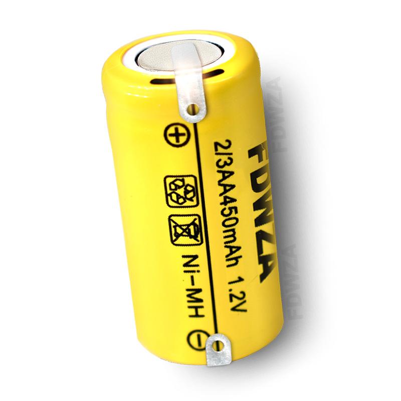 820  充电电池原装通用更换 361 飞科刮胡剃须刃电池 1.2Vfs360FS359