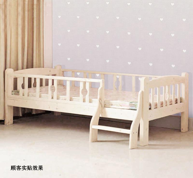 版 AB 壁纸可擦洗墙纸浅灰粉紫可爱桃心儿童房公主房卧室 LG 现货韩国