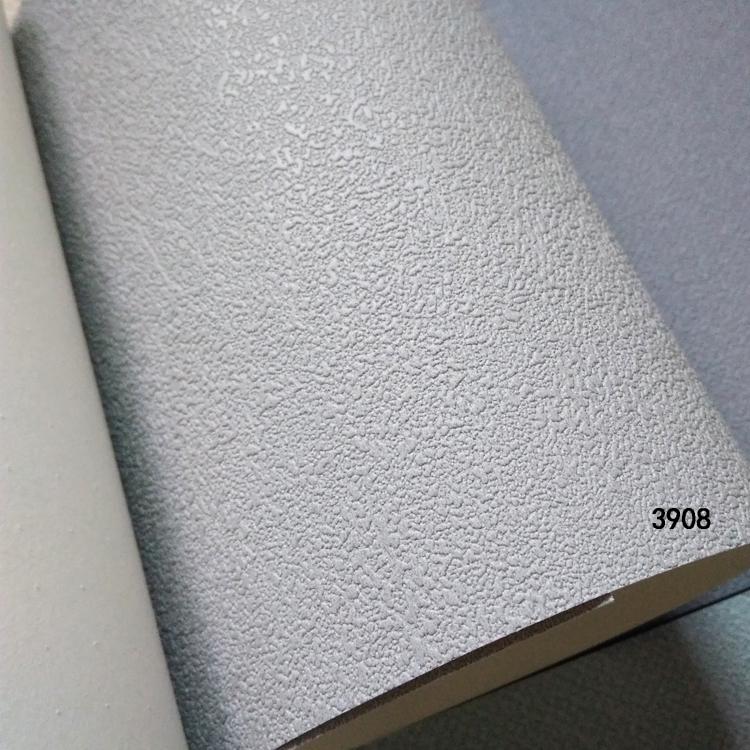 壁纸可擦洗墙纸乳胶漆效果高级灰银灰深灰色素色 LG 超大卷现货韩国
