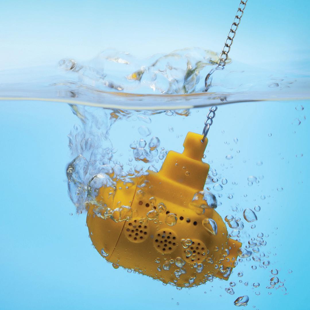 以色列Ototo 潛艇泡茶器濾茶器 潛水艇泡茶球 創意茶具 Tea Sub