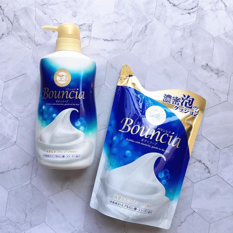 日本COW牛乳石鹼濃密泡沫美膚沐浴露經典牛奶滋潤補水男女550ml